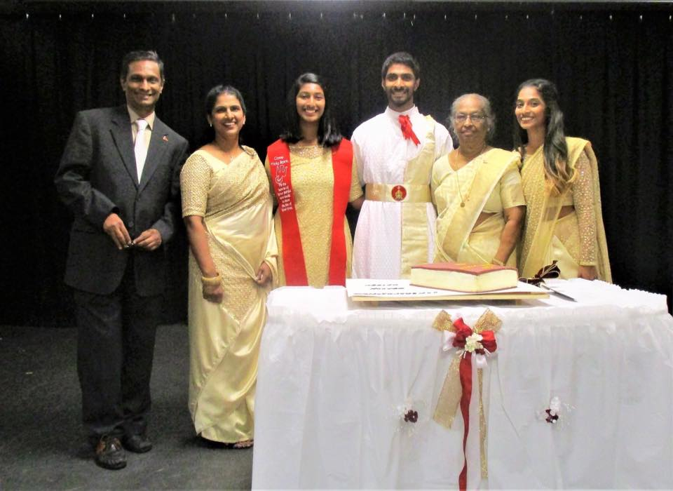 St Paul Catholic Church & Preschool: Father Rajeev Philip Ordination